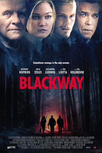 Blackway (2015) - Movie Poster