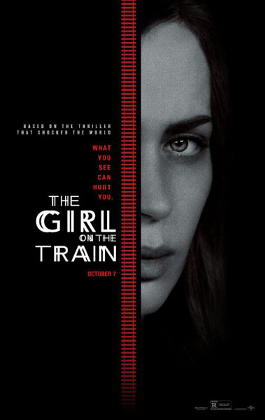 Girl on the Train, The (2016) - Movie Poster