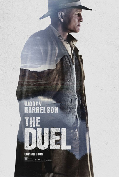 Duel, The (2016) - Movie Poster