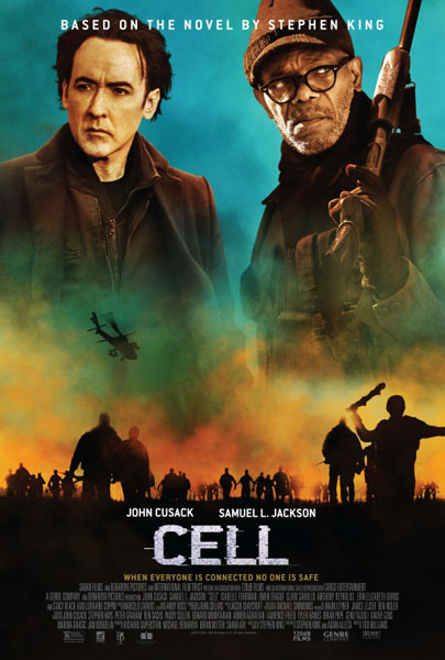 Cell (2016) - Movie Poster