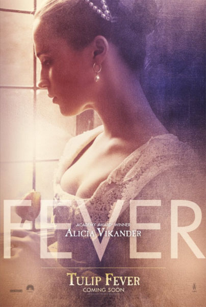 Tulip Fever (2017) - Movie Poster