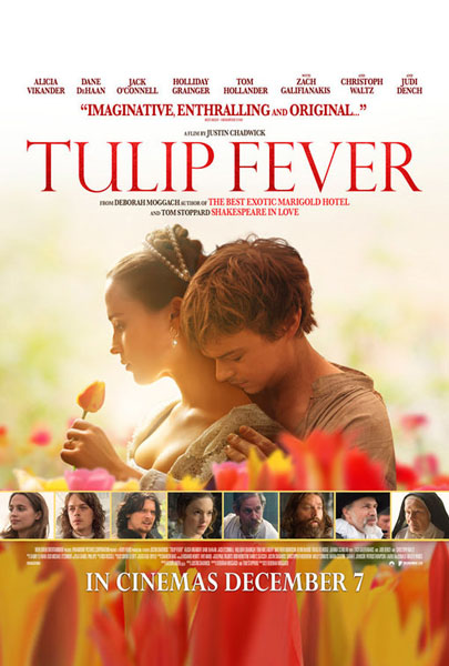 Tulip Fever (2016) - Movie Poster