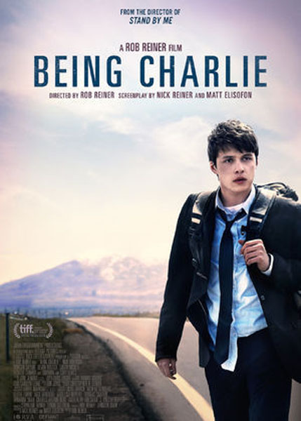 Being Charlie (2015) - Movie Poster
