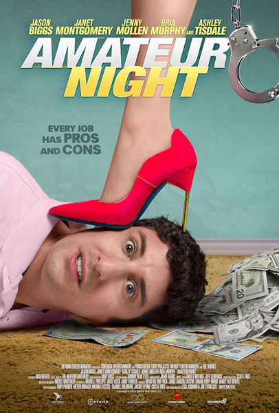 Amateur Night (2016) - Movie Poster