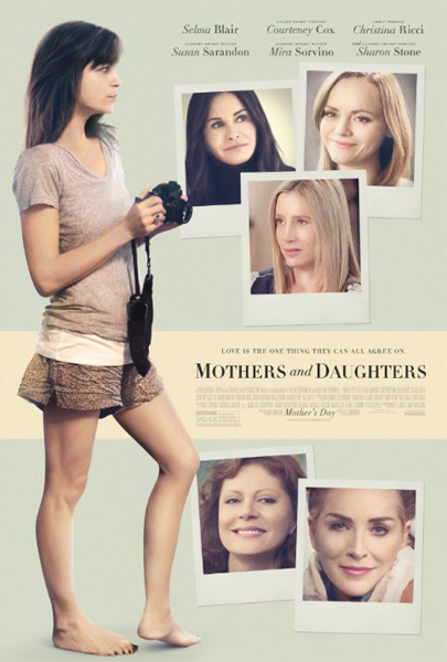Mothers and Daughters (2016) - Movie Poster