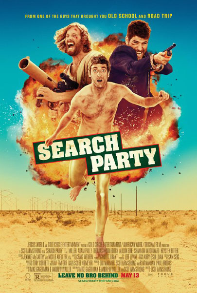 Search Party (2014) - Movie Poster