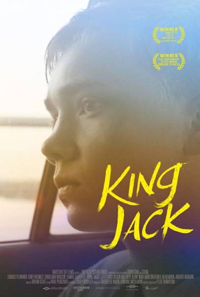 King Jack (2015) - Movie Poster