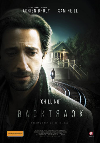 Backtrack (2015) - Movie Poster