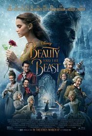 Beauty and the Beast (2017) - Movie Poster