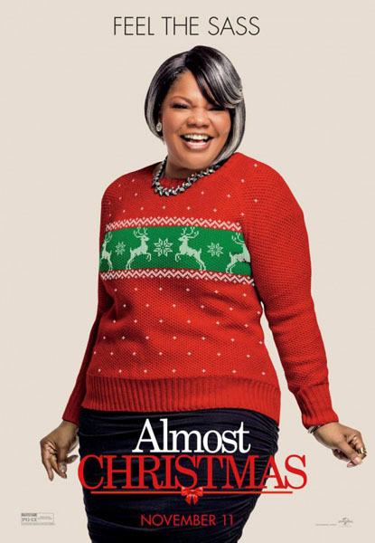 Almost Christmas (2016) - Movie Poster