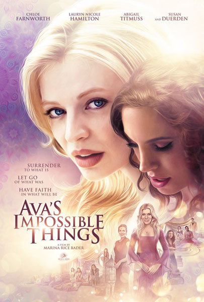 Ava\'s Impossible Things (2016) - Movie Poster