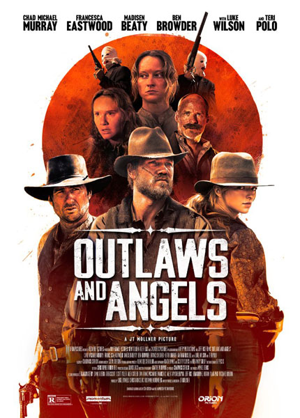 Outlaws and Angels (2016) - Movie Poster
