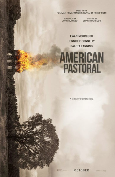 American Pastoral (2016) - Movie Poster