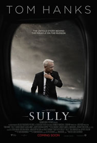 Sully (2016) - Movie Poster