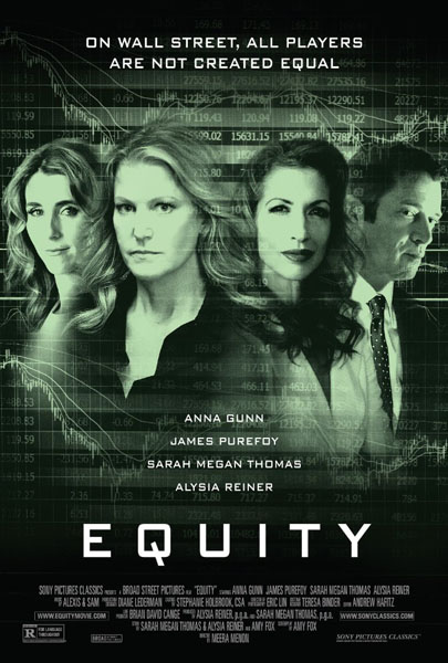 Equity (2016) - Movie Poster