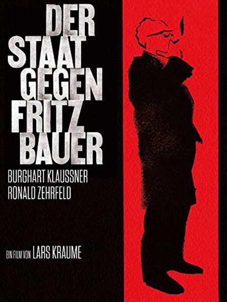 The People vs. Fritz Bauer (2015) - Movie Poster
