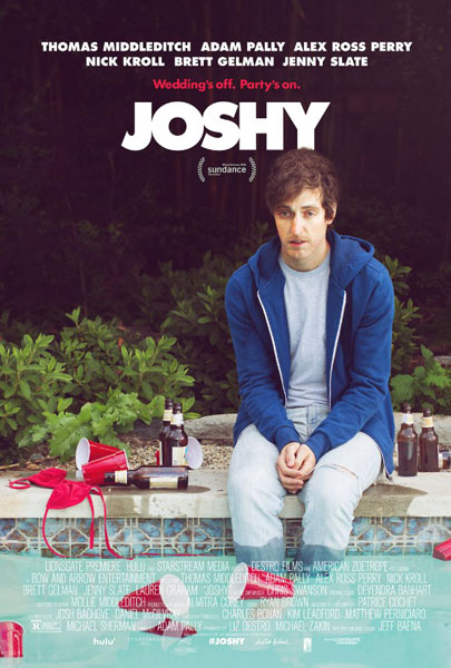 Joshy (2016) - Movie Poster