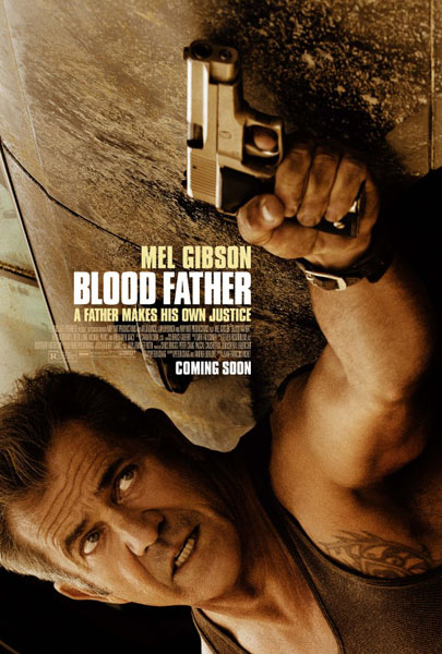 Blood Father (2016) - Movie Poster