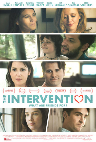 Intervention, The (2016) - Movie Poster