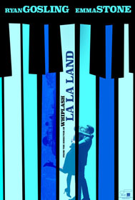 La La Land (2016) - Movie Poster