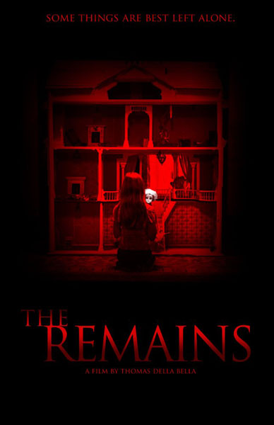 The Remains (2016) - Movie Poster