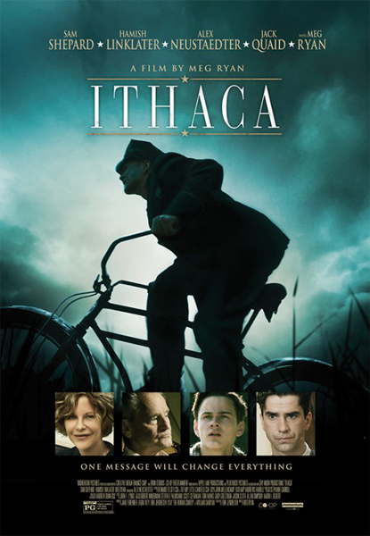 Ithaca (2015) - Movie Poster