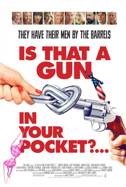 Is That a Gun in Your Pocket? (2016) - Movie Poster