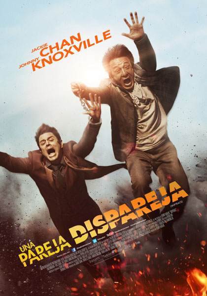 Skiptrace (2016) - Movie Poster