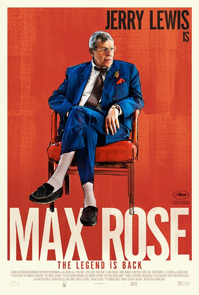 Max Rose (2013) - Movie Poster