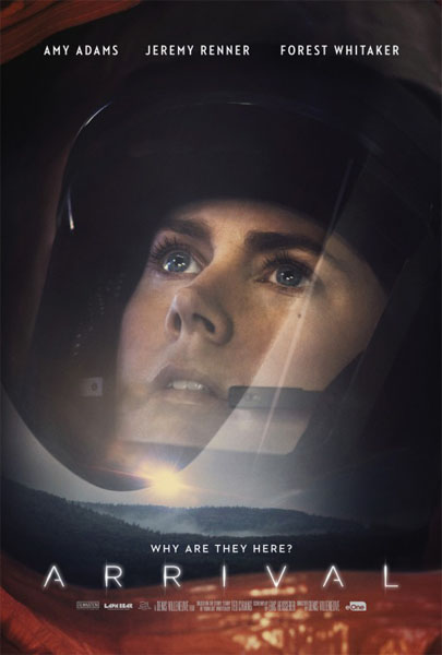 Arrival (2016) - Movie Poster