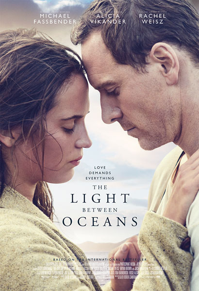 The Light Between Oceans (2016) - Movie Poster