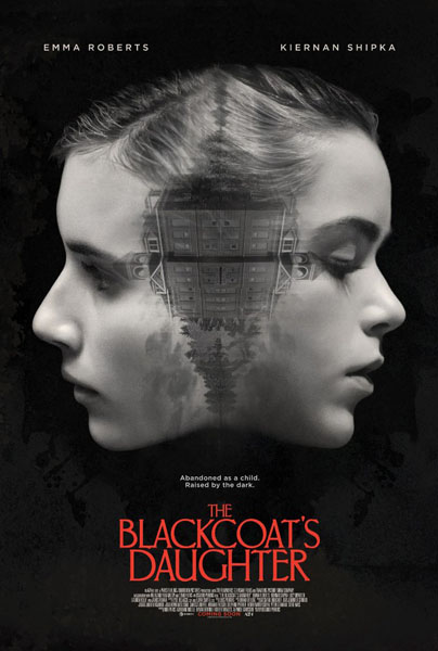 The Blackcoat\'s Daughter (2015) - Movie Poster