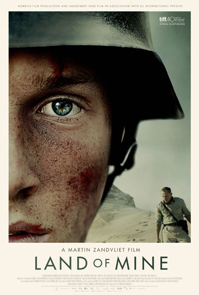 Land of Mine (2015) - Movie Poster