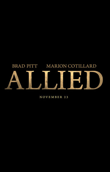 Allied (2016) - Movie Poster