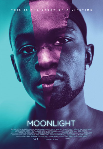 Moonlight (2016) - Movie Poster