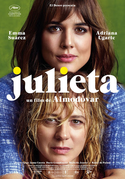 Julieta (2016) - Movie Poster
