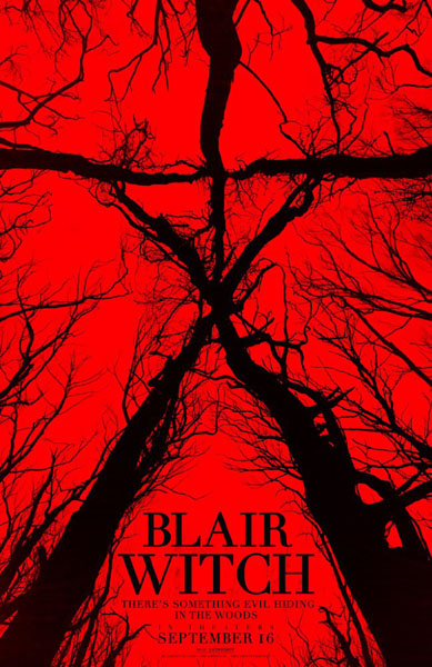 Blair Witch (2016) - Movie Poster