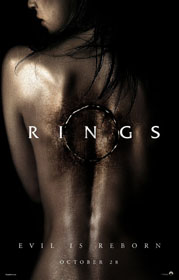 Rings (2016) - Movie Poster