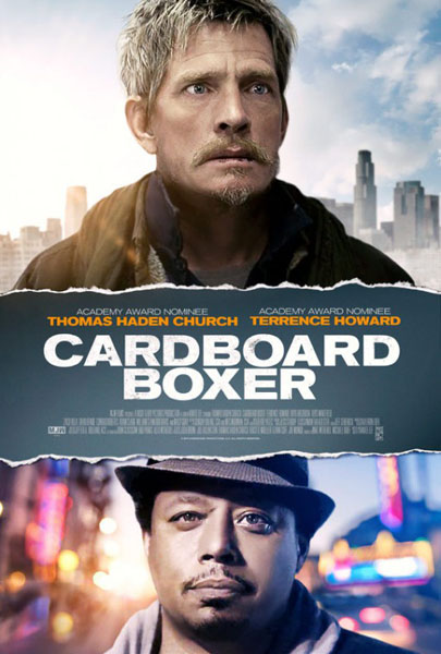 Cardboard Boxer (2016) - Movie Poster