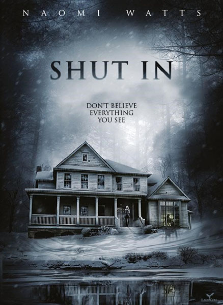 Shut In (2016) - Movie Poster