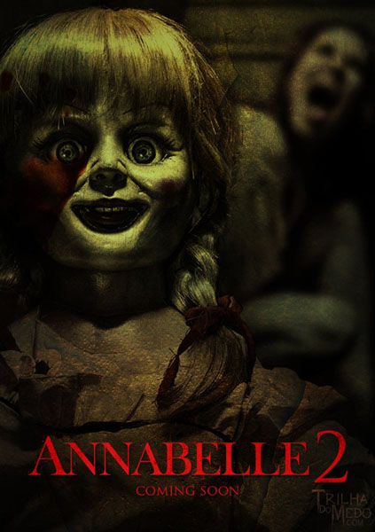 Annabelle 2 (2017) - Movie Poster