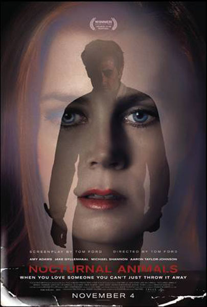Nocturnal Animals (2016) - Movie Poster