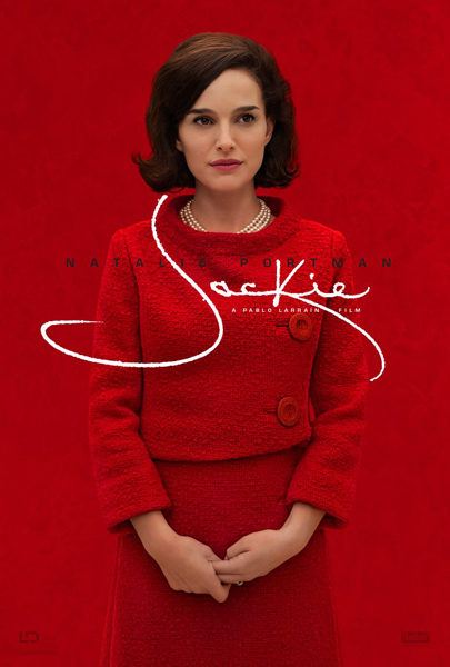 Jackie (2016) - Movie Poster