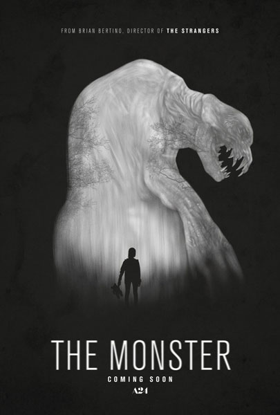 The Monster (2016) - Movie Poster