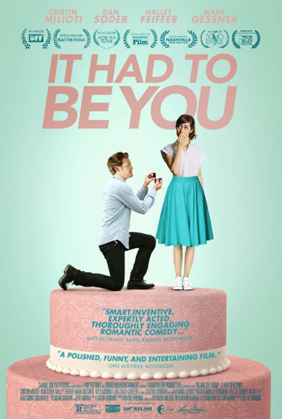 It Had to Be You (2015) - Movie Poster