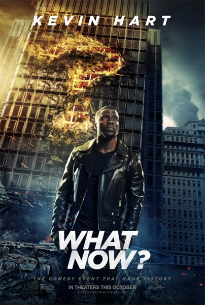 Kevin Hart: What Now? (2016) - Movie Poster