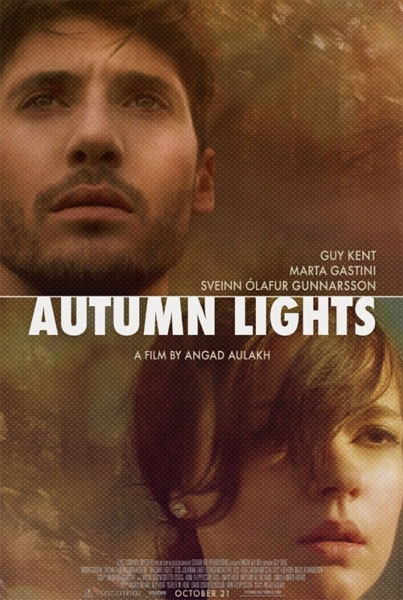 Autumn Lights (2016) - Movie Poster