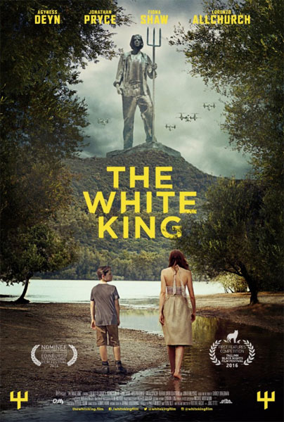 The White King (2016) - Movie Poster