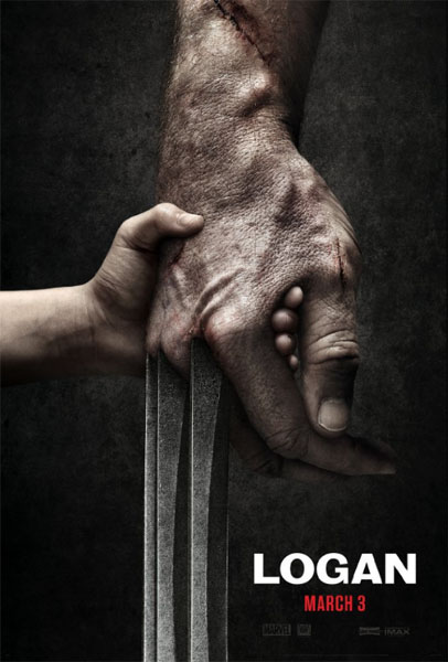 Logan (2017) - Movie Poster