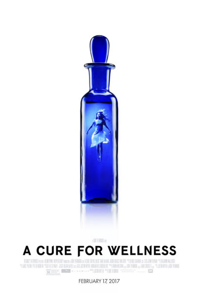 Cure for Wellness, A (2017) - Movie Poster